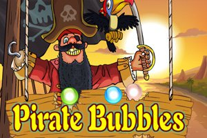 Pirate Ship Cannonade Bubbles