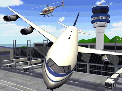 Image Airplane Parking Mania 3D