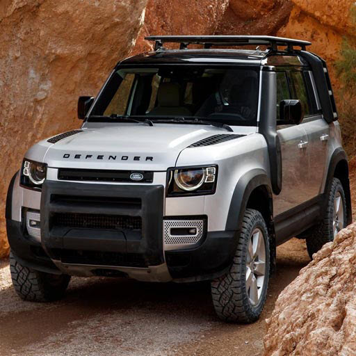 Image Land Rover Defender 110 Puzzle