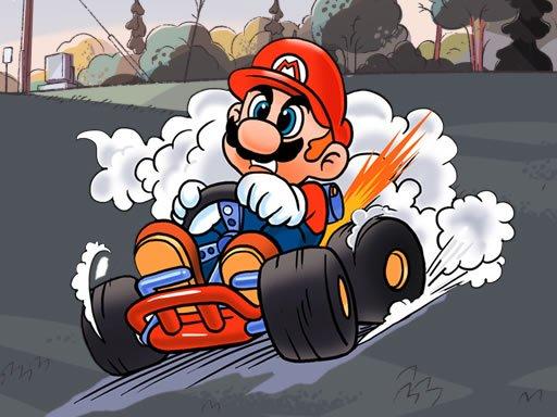 Image Mario Kart Jigsaw
