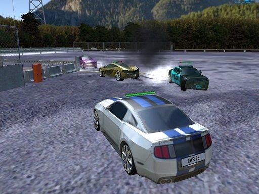 Image Parking Car Crash Demolition Multiplayer